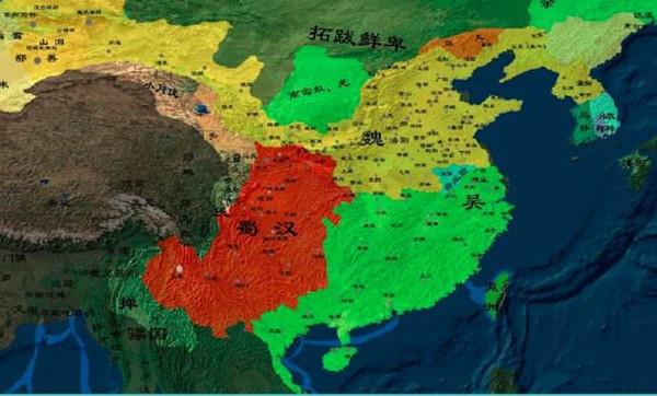 三国中实力最强的曹魏,却最先灭亡