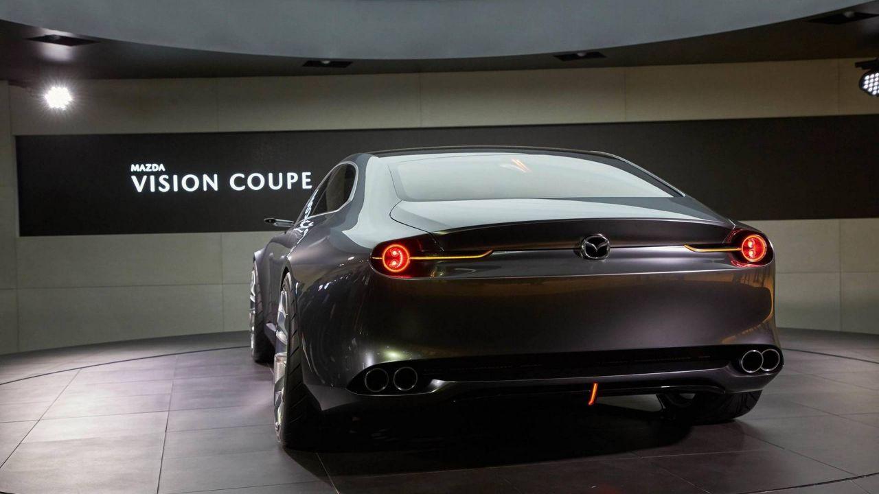 马自达投资者报告透露:轻混直列六缸发动机组合未来锁定高端市场