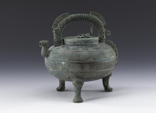 香港发现一青铜文物,上面铭文解开千古之谜:西施果然存在!