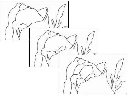 简单明了素描教程,铅笔画一朵漂亮玫瑰