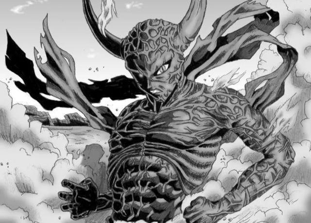 一拳超人:怪人王大蛇,饿狼,爆破三人的实力,接近琦玉了吗