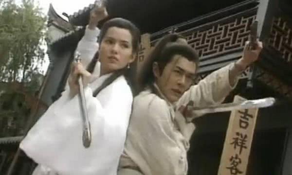 金庸江湖中的3把神兵,金蛇剑才第2,第1无敌