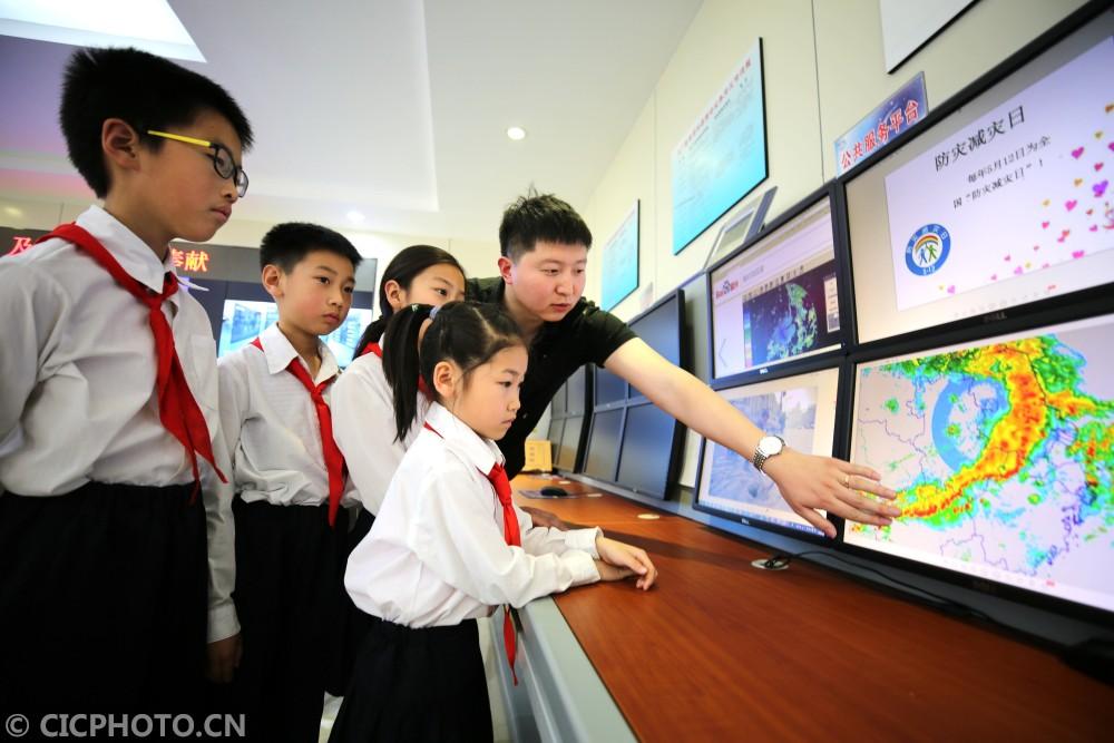 2019年全国回族人口_↑2019年5月9日,河北省大厂回族自治县气象局的工作人员在