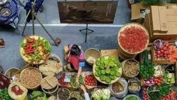不到一次云南菜市场,怎么敢说来过真正的云南?