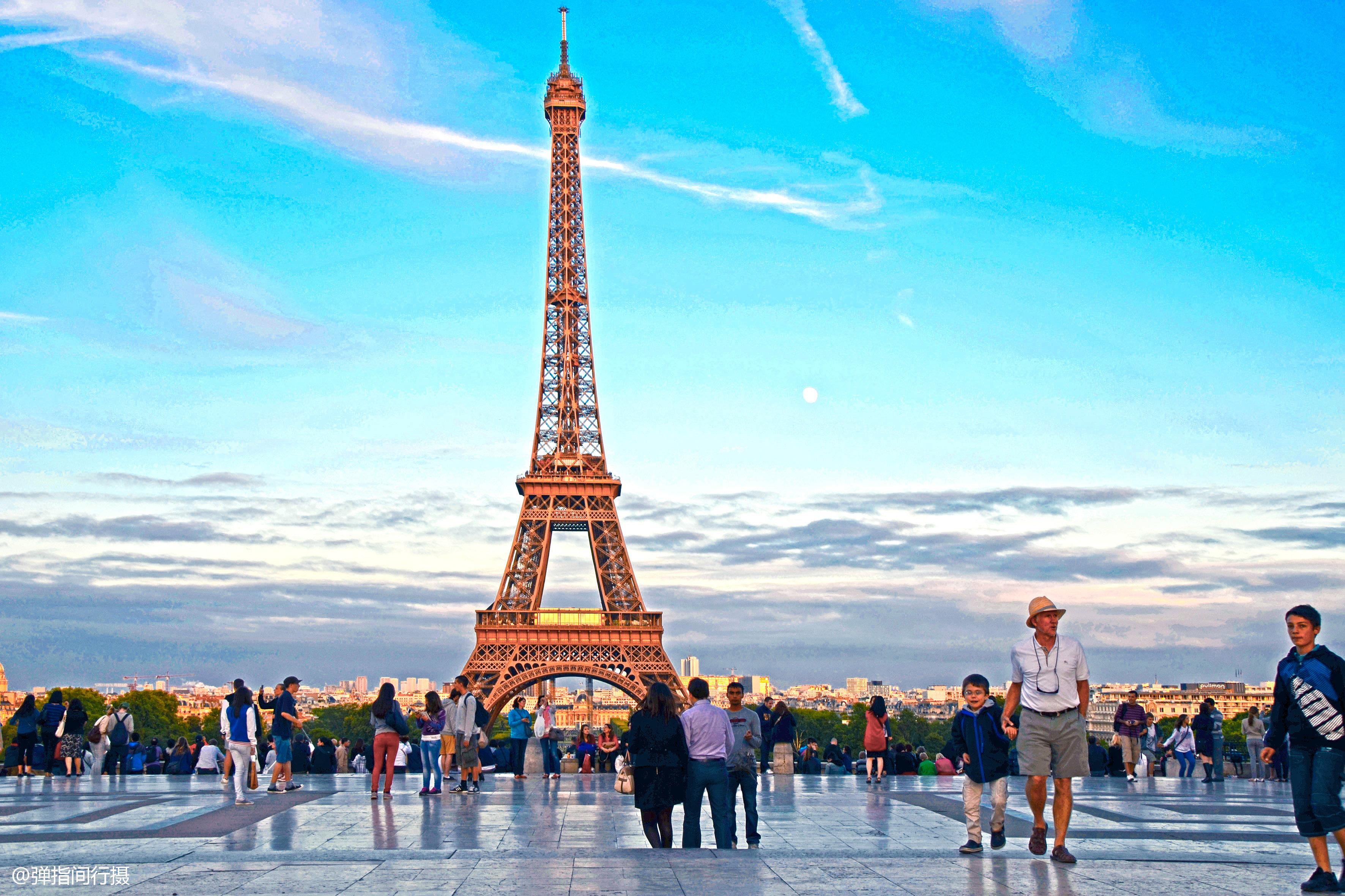 巴黎这条街因名字而被西方人嫌弃,成亚洲人聚居地,还有街边菜摊