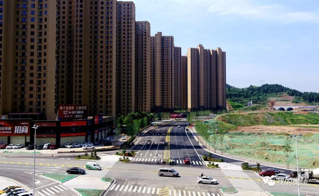 今天,锦江大道正式通车!夷陵融入主城取得新突破