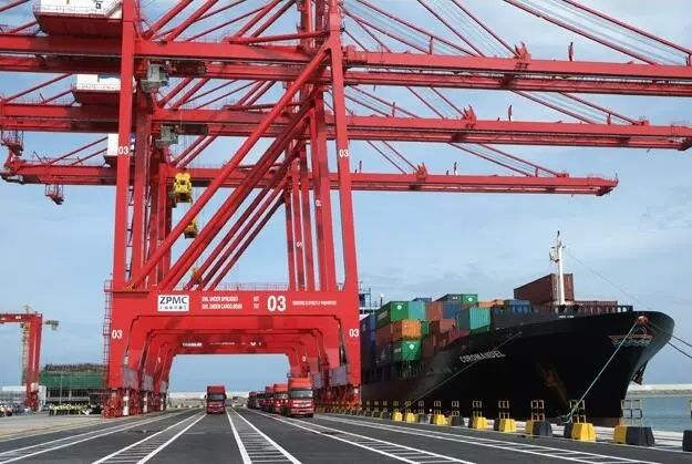 聚焦可持续发展 中国港口成为世界标杆
