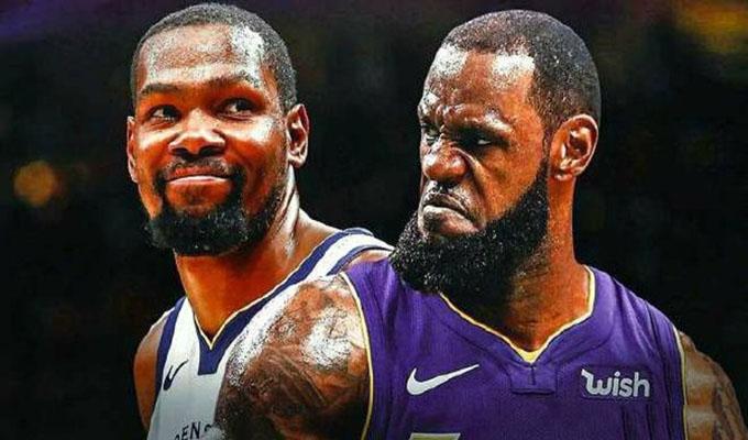 美媒评NBA最好球员出炉!库里遗憾落榜,字母哥独占2席,詹姆斯高居第一