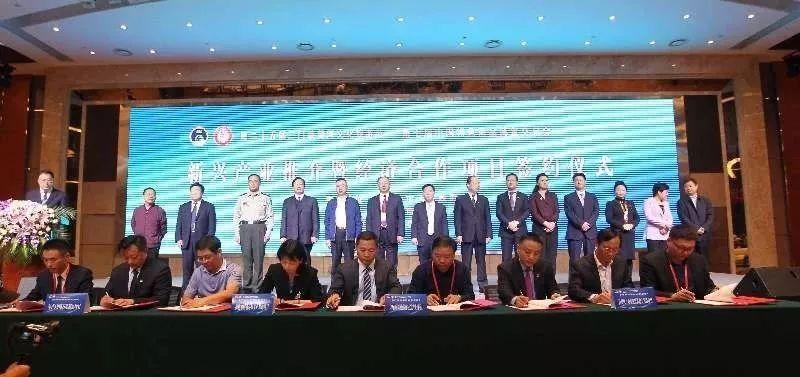 三门峡签约90个项目投资总金额490.09亿