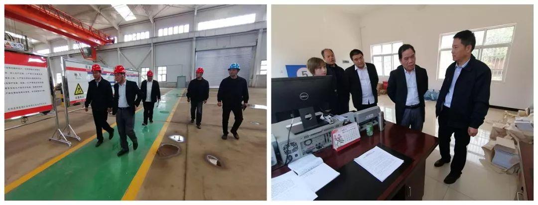 【安全工作】龙钢集团检查宝轧汉中分公司安全环保工作