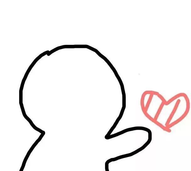 儿童简笔画教程 温顺的马简笔画画法 3