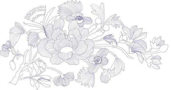 简笔画 设计 矢量 矢量图 手绘 素材 线稿 586_311图片