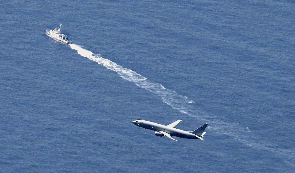 F35坠毁为何日本如此紧张?只因最新航母对日海洋霸权太重要