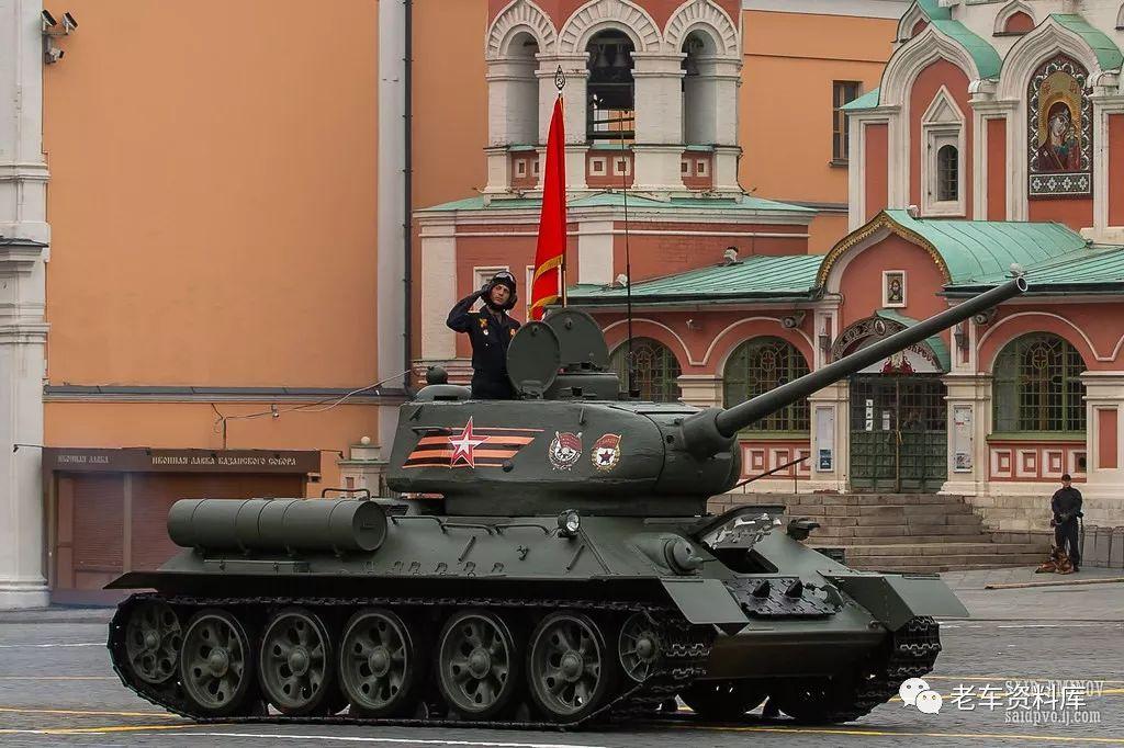 今年莫斯科红场胜利日阅兵仪式中亮相的俄军装备一览
