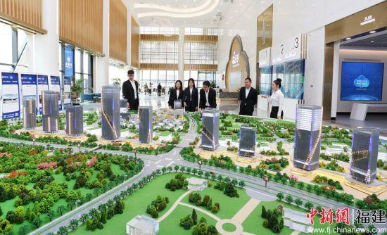 招商局·芯云谷展厅正式开放 园区年内投运