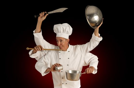 生意经 濒临倒闭小餐馆如何起死回生,大厨开店经营分享!