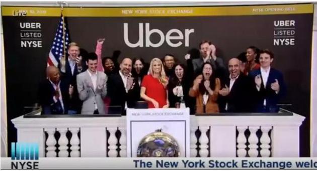 9年前投资50万,如今喜提25亿!优步上市,这群人笑了,但…