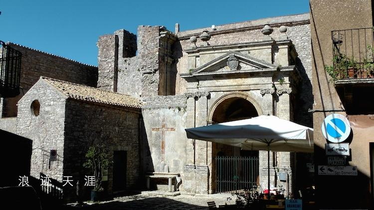 西西里岛旅游秘境 古罗马红灯区埃里切