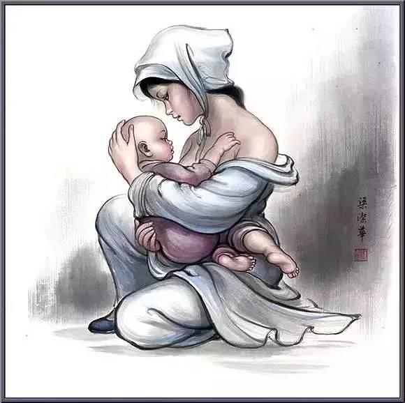 献给母亲节的沙画:看哭了亿万人!