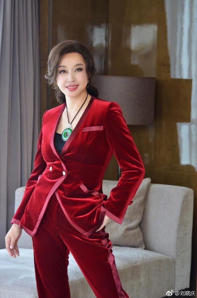 刘晓庆65岁前夫近照曝光 前夫 她是我一生最爱的女人图片