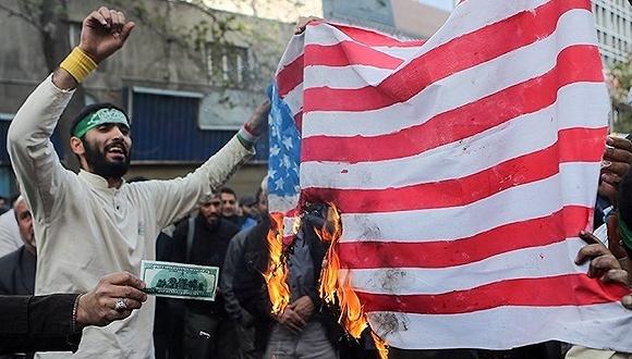 <b>美国在中东部署军备又呼吁对话?伊朗:不想跟美国人谈</b>