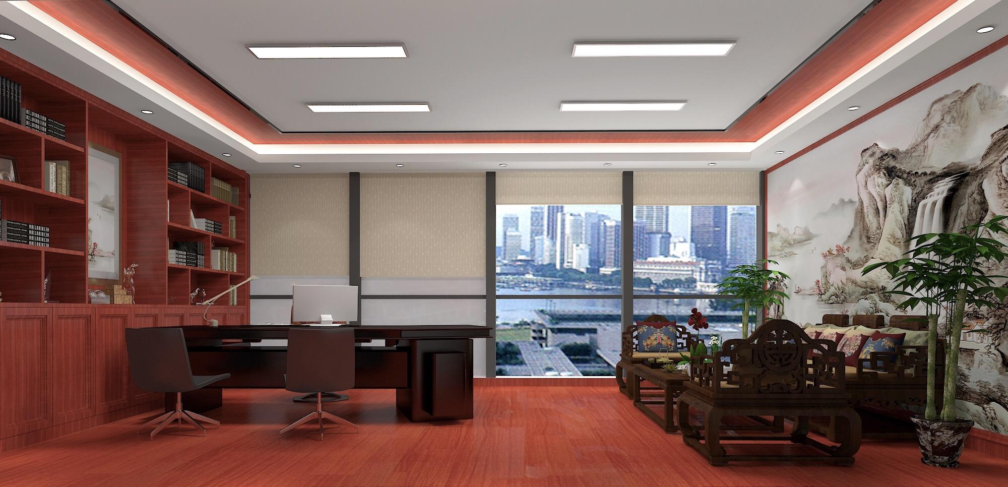 老总办公室装修设计之前应该注意的问题?