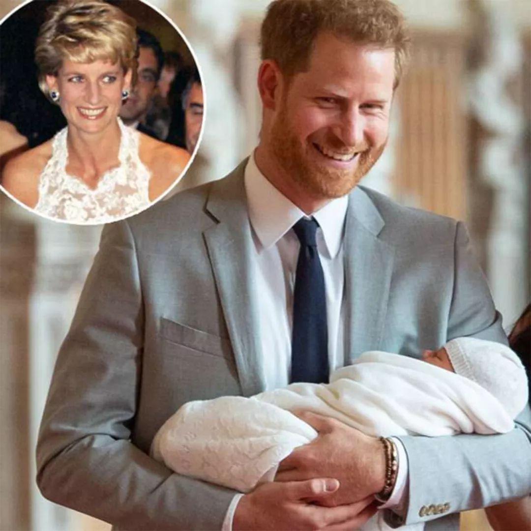哈里长子暂无殿下身份,但等查尔斯成为国王,阿奇就可以成为王子