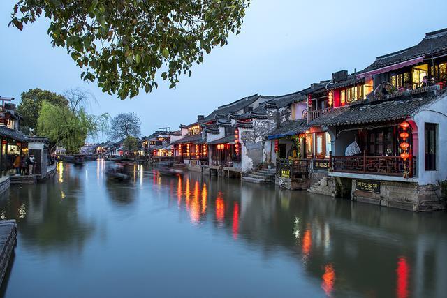 <b>游江南水乡 体验慢生活 这几个古镇 千万不要错过</b>