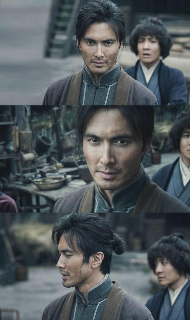 高伟光最帅的一个角色,不是情深的东华帝君而是这个配角