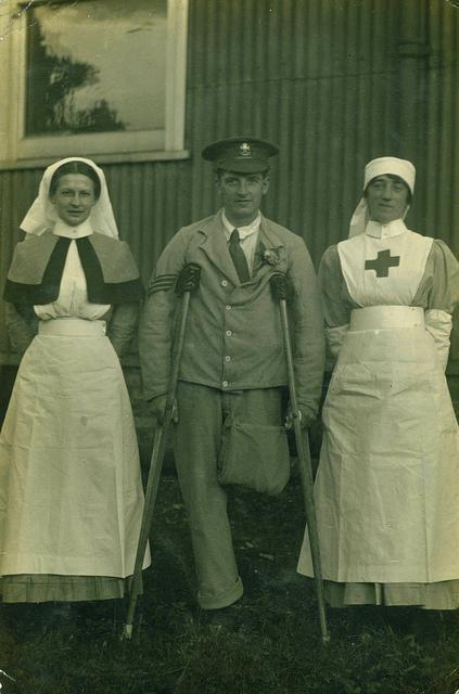 南丁格尔使护士成为崇高的象征?这句话并不准确