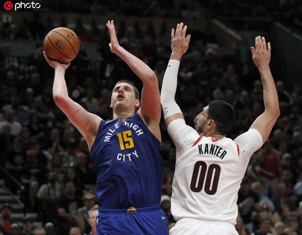 NBA胜率分析:开拓者并非没有机会 猛龙优势明显