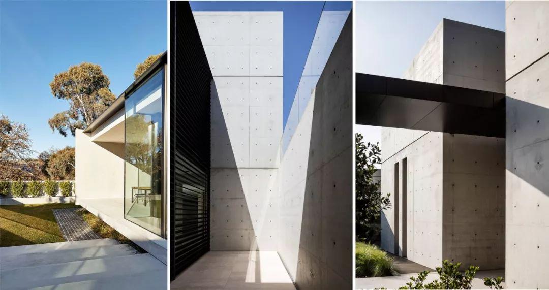 论建筑的素颜之美,我只服清水混凝土!
