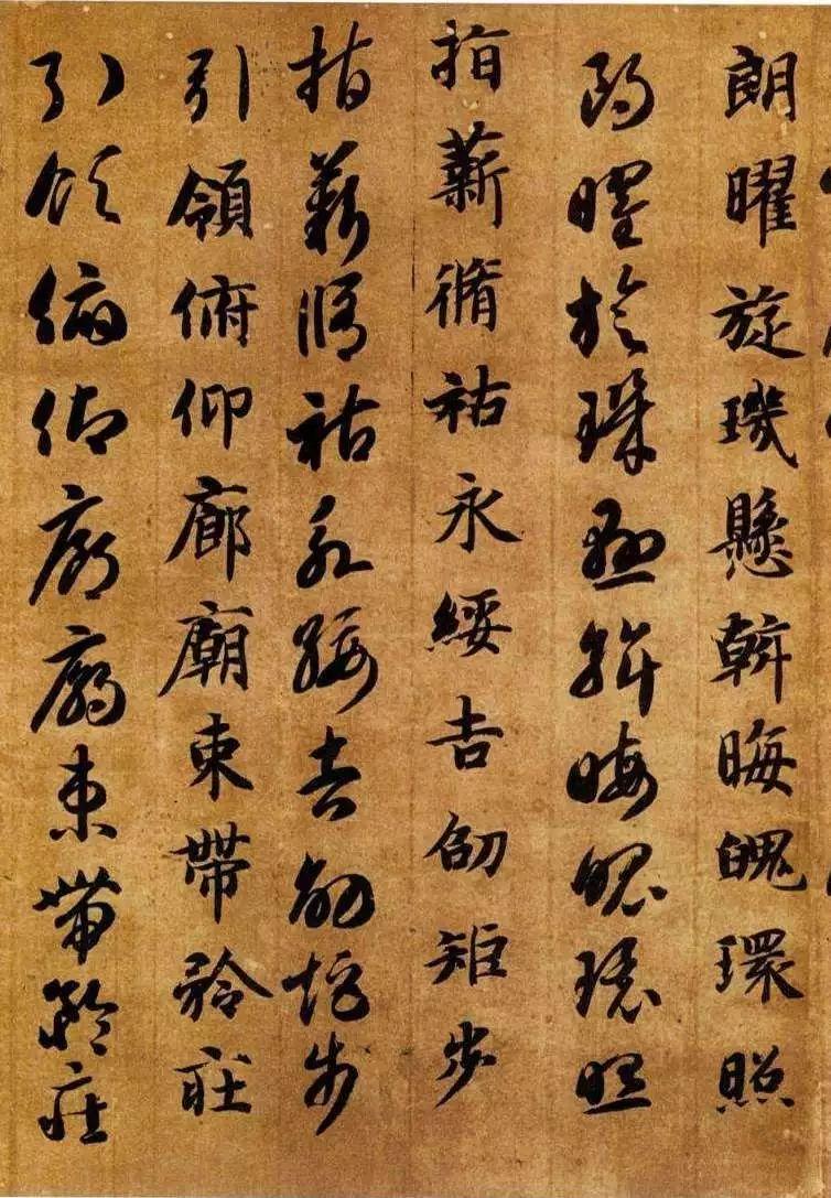 隋书法家有僧人智永曾用30年时间,书写《真草千字文》800本,分送浙东图片