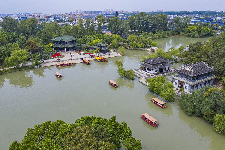 原创             它不是西湖,却比西湖更迷人,扬州最美的风景之一