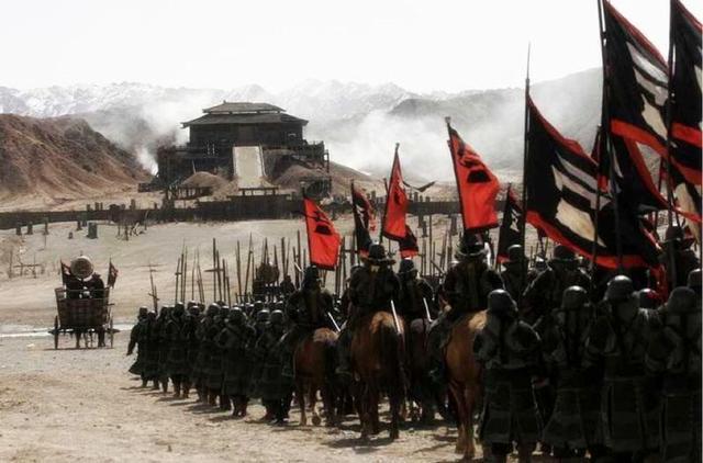 自从东晋中兴以来,没有哪个臣子能与此人比肩,简直成了霍光二世