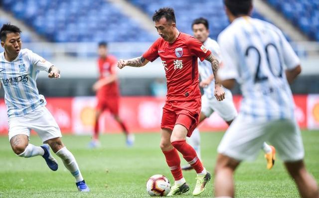 中超唏嘘1幕!天津天海2年前曾霸气回怼广州富力 如今只剩U23抢戏