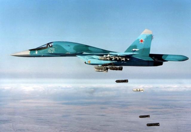 3天遭80枚火箭袭击,俄24架战机飞越千里,向叛军发动大规模轰炸