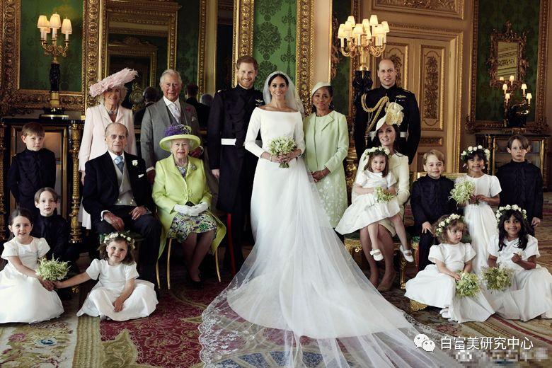 离婚后嫁皇室办3亿世纪婚礼,生孩子花千万,她的人生简直开了挂!