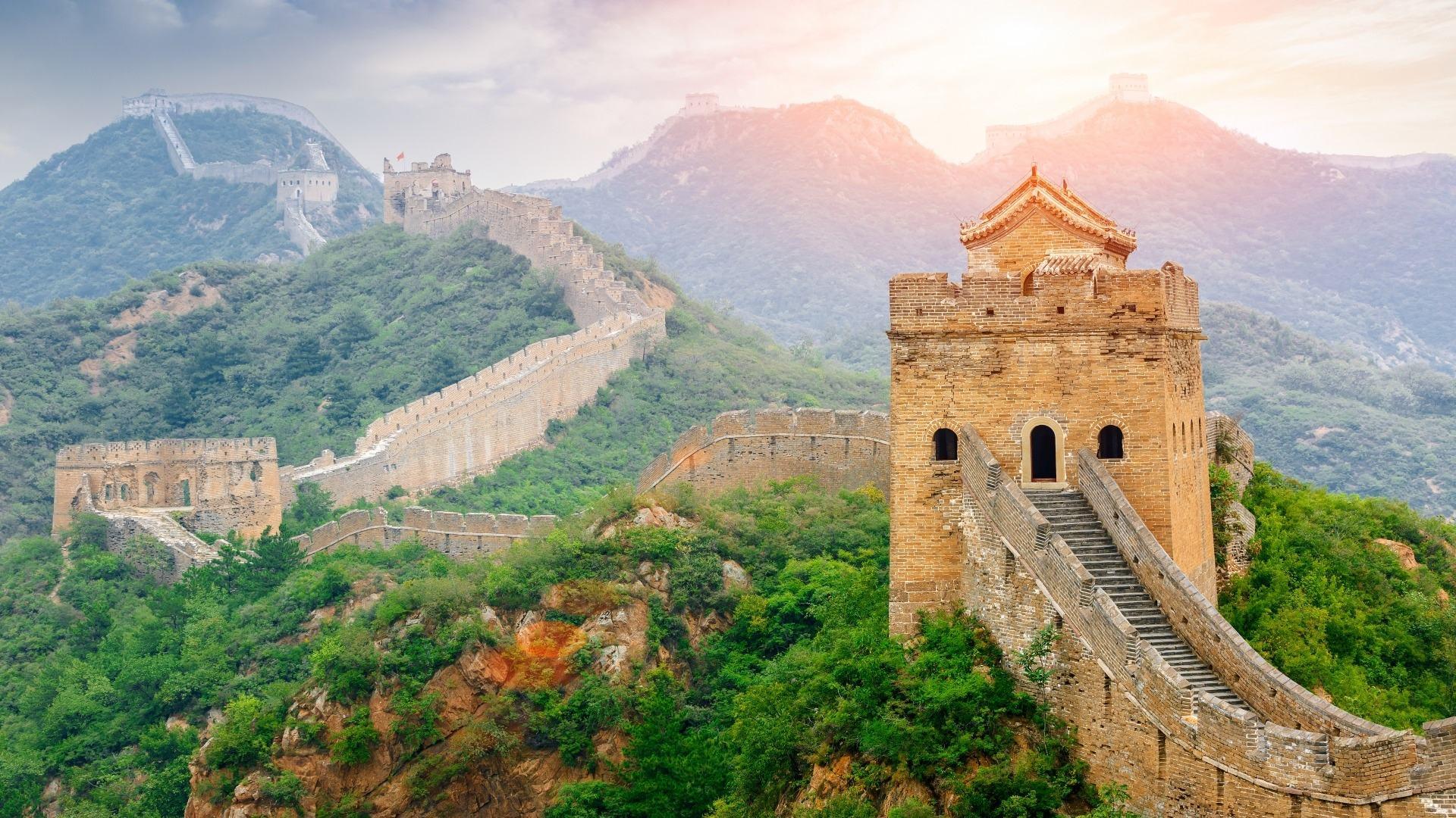 中国十大名胜景点_最美的风景就在路上,中国10大名胜古迹,你去过几个?_黄山