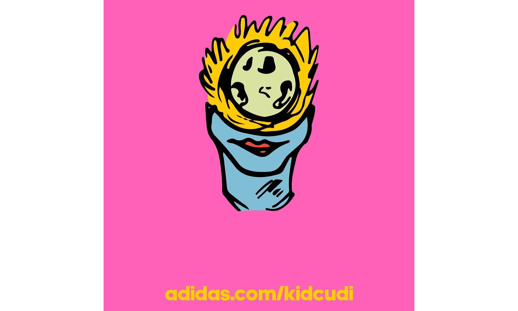 海报已出! Kid Cudi将和adidas Originals展开长期合作!