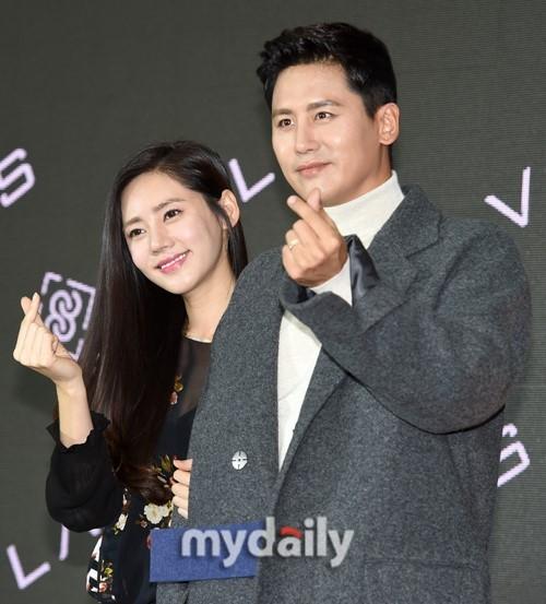 中韩明星夫妇于晓光秋瓷炫将于本月29日举行婚礼