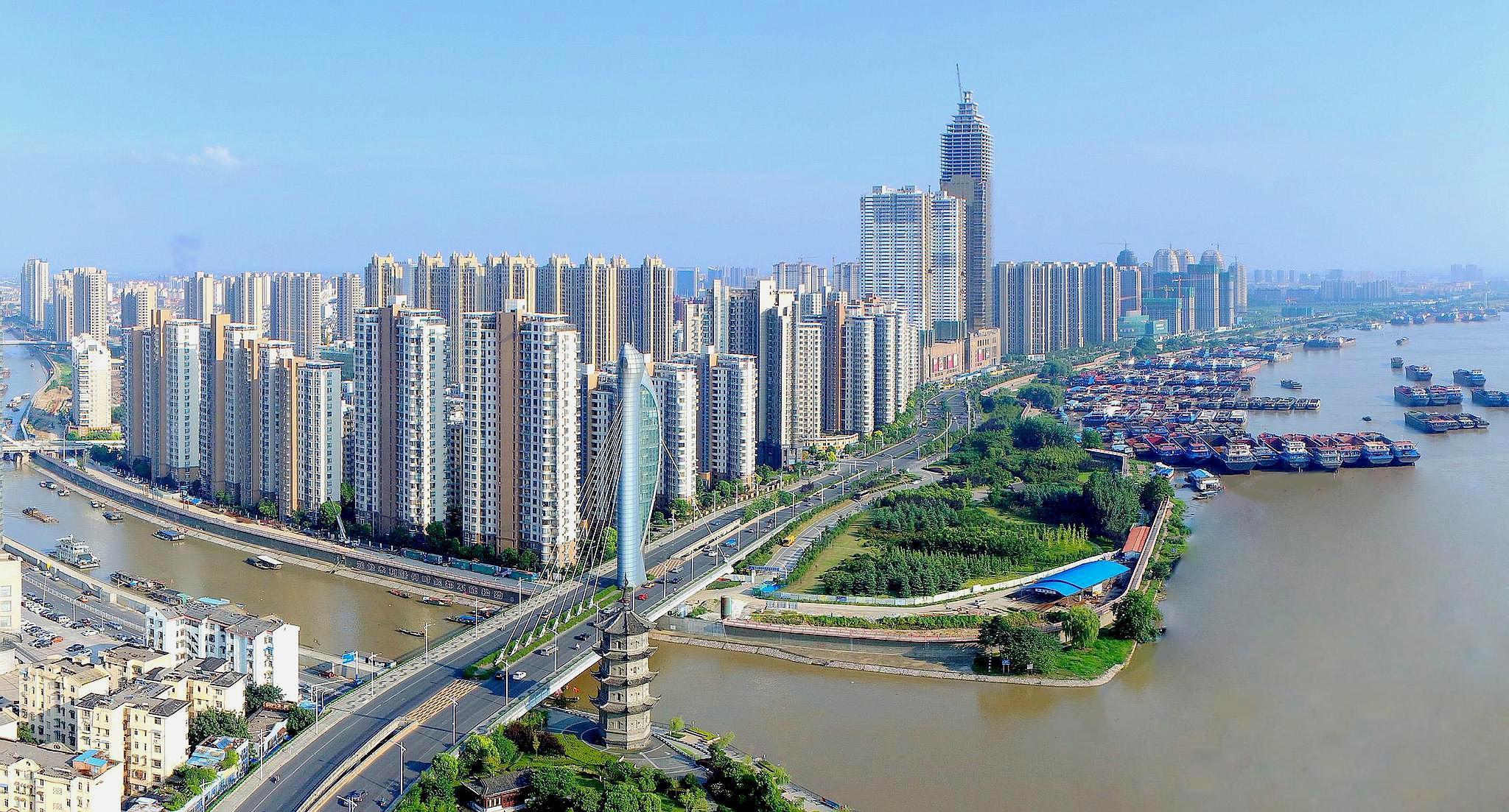 """中部最具""""野心""""的城市,长沙、郑州不放在眼中,目标是追赶武汉"""