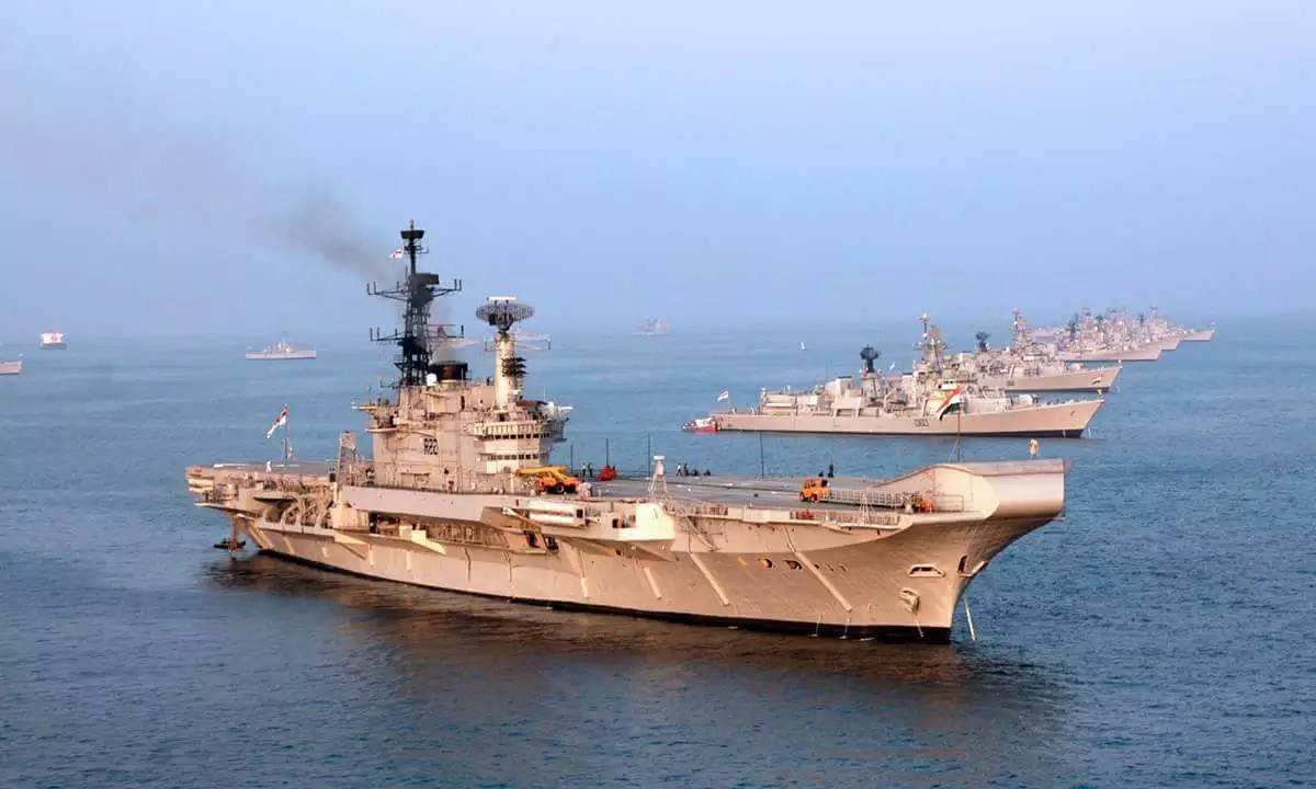 印度航母核潜艇事故不断,俄专家撇清关系:全是印度自己失误