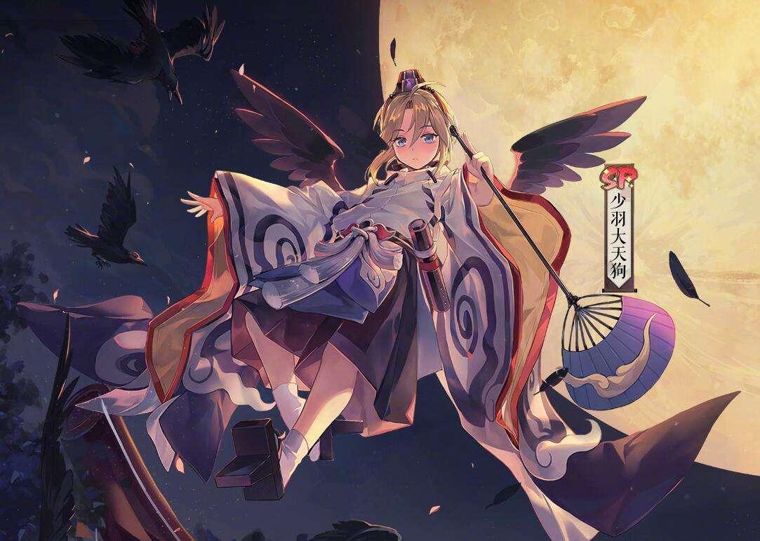 阴阳师 妹子最喜欢的式神,颜值高而且实力强,最后一位人人都爱