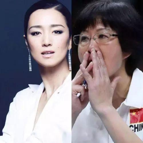 女排电影,巩俐演郎平,关晓彤演惠若琪?