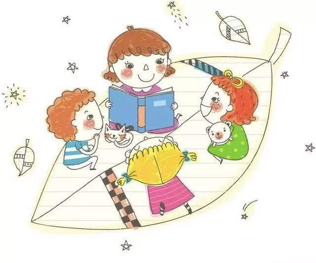 快乐了,孩子才能在阅读的路上远行