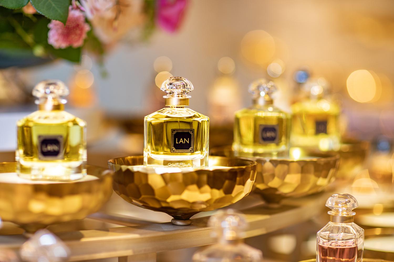 闻香识女人 法国娇兰携手杨澜推出联名品牌定制香水