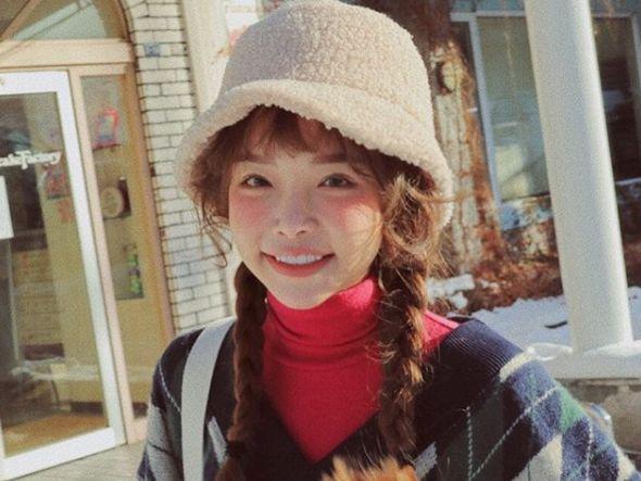 又撞脸?韩国网红被指神似当红艺人,网友大赞:夏日水蜜桃.....
