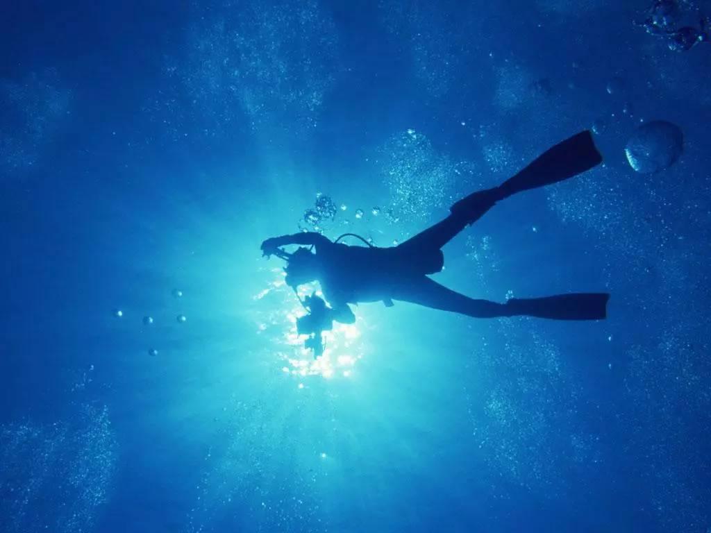 小众潜水胜地,来一次别开生面的海底探秘