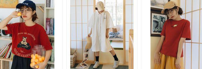 清凉防晒兼备的盐系穿搭,当下最时髦!